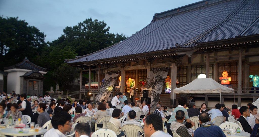 D70_4690夕焼けコンサート