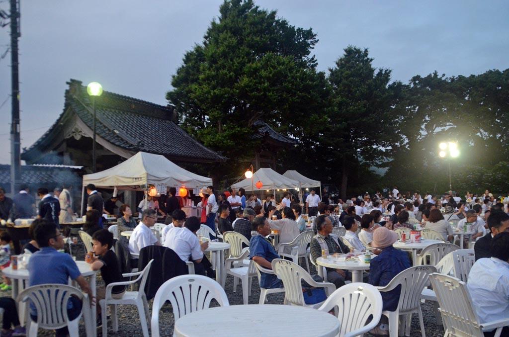 D70_4692夕焼けコンサート