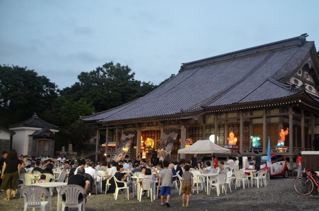 D70_4693夕焼けコンサート