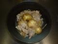 新ジャガの煮物1