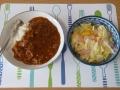 塩キャベツと甘夏のサラダ2