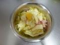 塩キャベツと甘夏のサラダ6