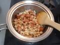 ウィンナーと大豆のトマト煮4