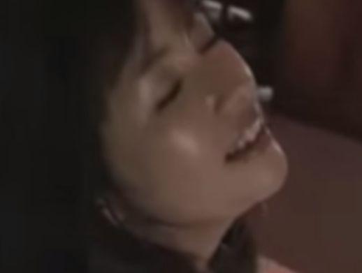 【濱田のり子】愉悦の表情を見せる濡れ場