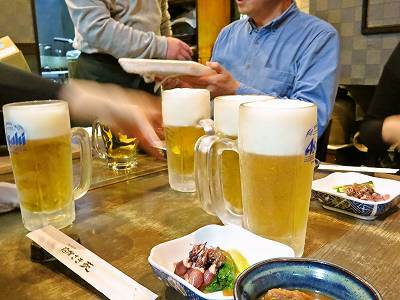 生ビールが続々登場