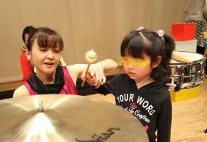 打楽器体験2
