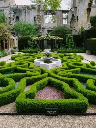 英国式庭園 2