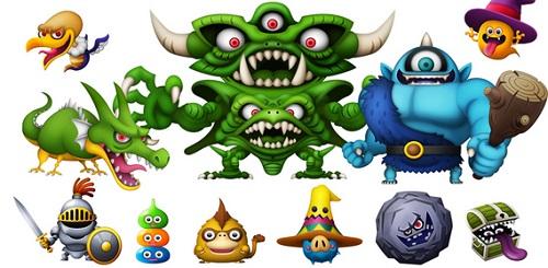 3DS DRAGONQUEST シアトリズムドラゴンクエスト リズムゲーム 音ゲー