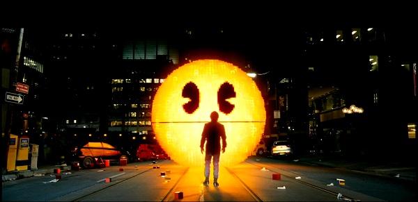映画 ゲームキャラ ピクセル ドンキーコング パックマン スペースインベーダー
