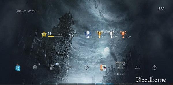 PS4 ブラッドボーン bloodbone テーマ BGM SE