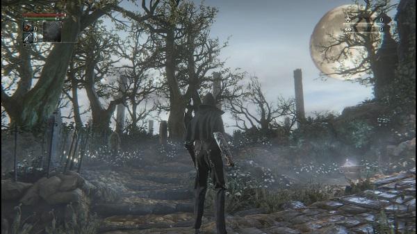 PS4 ブラッドボーン bloodbone キャラクター 今日からスタート プレイ日記 斧 散弾銃