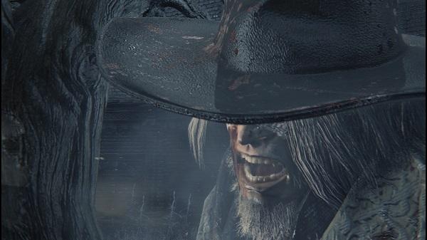 PS4 bloodbone ブラッドボーン プレイ日記 ボス 聖職者の獣 火炎瓶 ガスコイン神父 人形