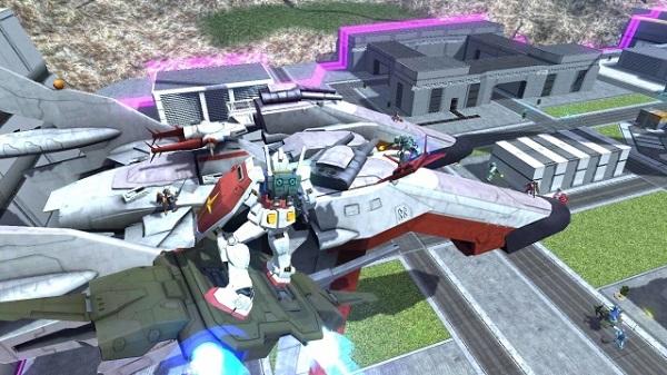 PS4 ガンダムバトルオペレーション 基本無料 βテスト 4月30日