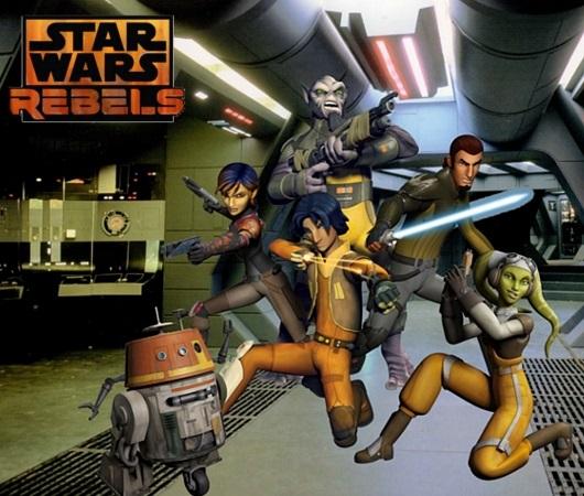 スターウォーズ StarWarsの日 反乱者たち