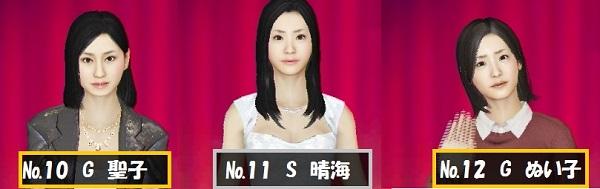 PS4 PS3 龍が如く0 誓いの場所 キャバクラ経営 キャバ嬢 ランキング