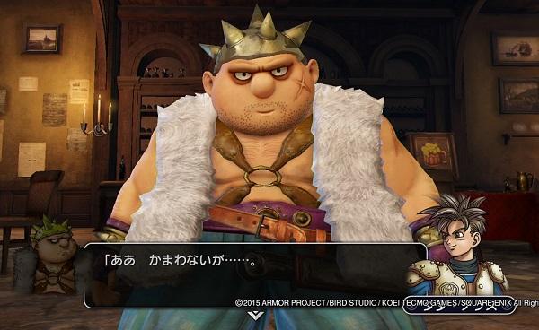 PS4 PS3 DRAGONQUEST HEROES プレイ日記 ドラゴンクエストヒーローズ ルイーダの酒場 ぱふぱふ ヤンガス ホロミン