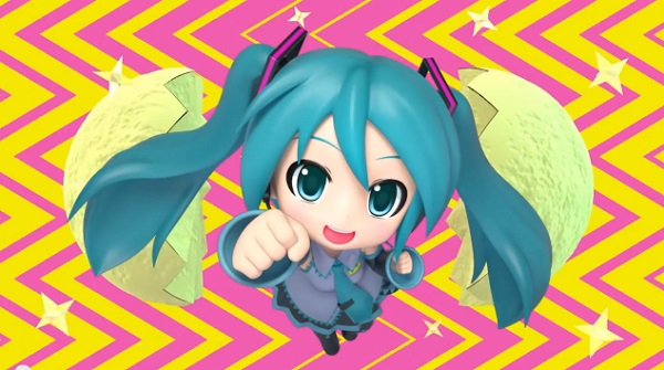 3DS 初音ミク Project mirai でらっくす 5月28日