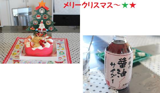 メリークリスイマス★