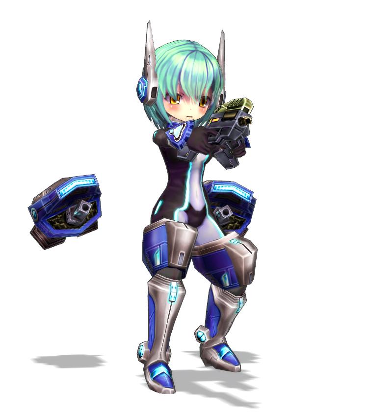 リーン(通常攻撃)