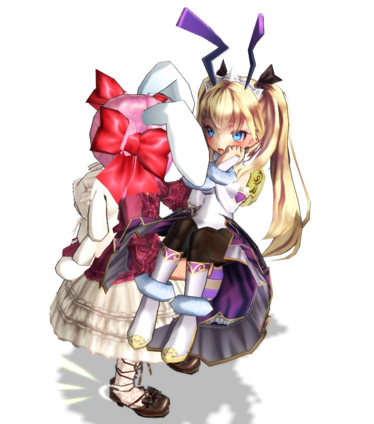 クイーンビー・アルマ(お姫様抱っこ)