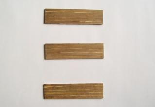 物干し台の板
