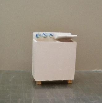 二漕式洗濯機