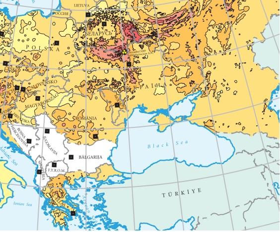 トルコブルガリア汚染