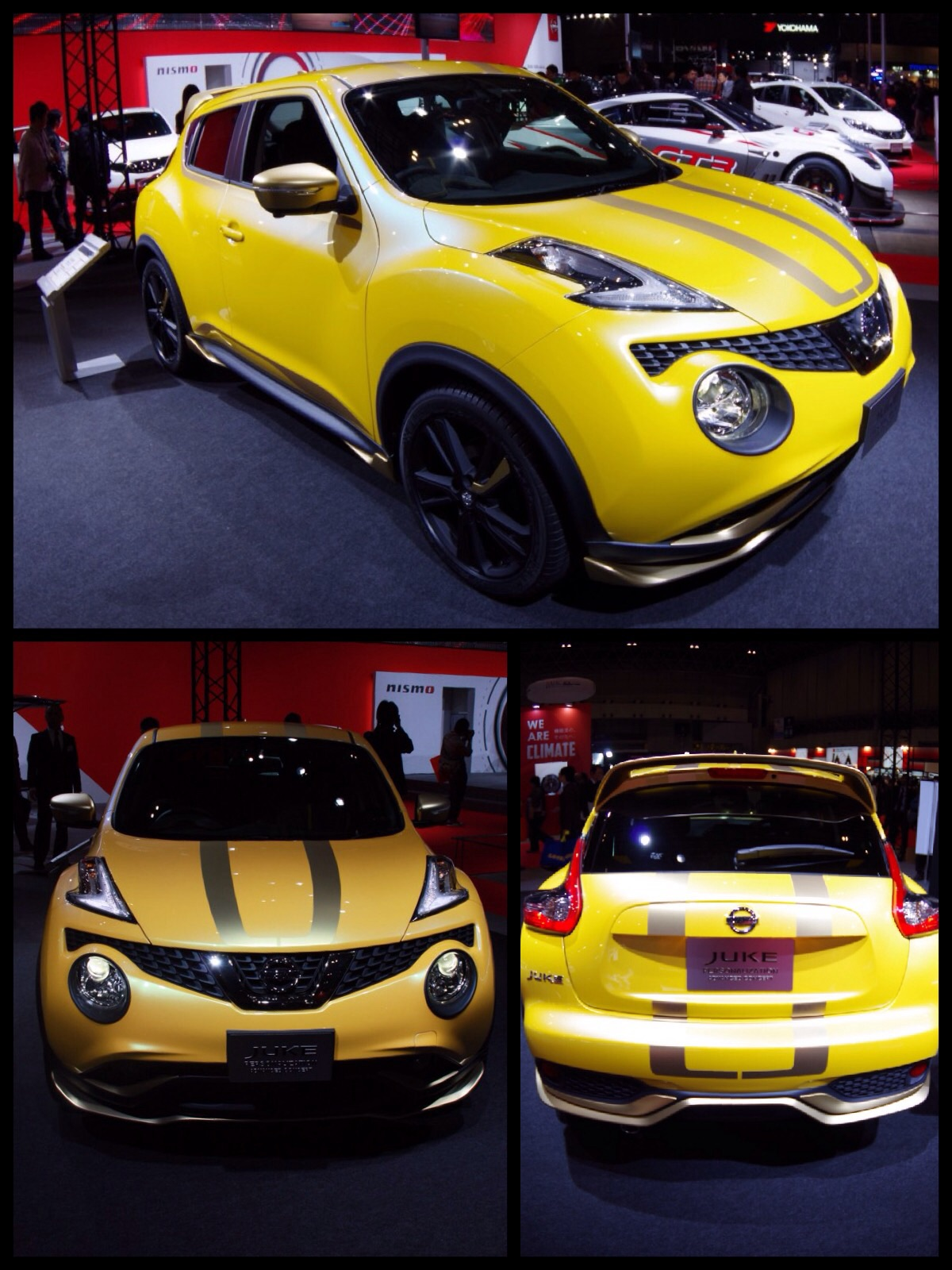 JUKE Personalization Advanced Concept日産ジューク