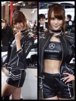 東京オートサロン2015コンパニオン