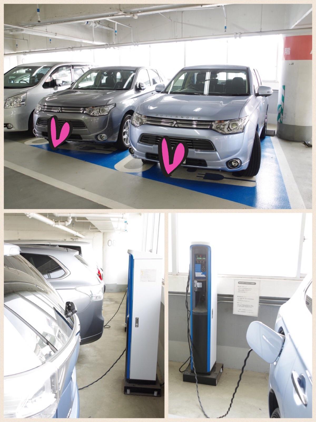 EV充電スポット 玉川高島屋