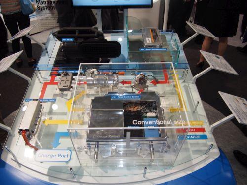 EV暖房システム