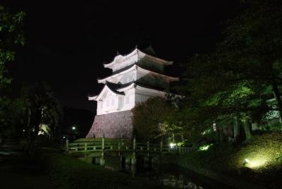 os.忍城ライトアップ 20141011 001