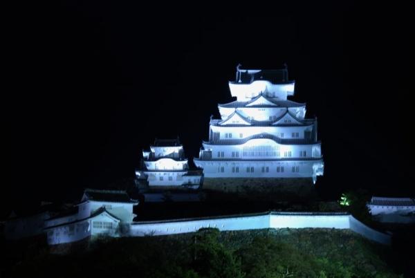 hi.姫路城ライトアップ 20150420 003