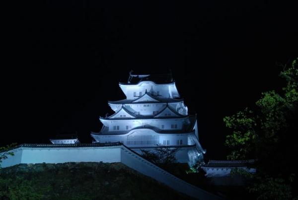 hi.姫路城ライトアップ 20150420 006