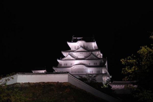 hi.姫路城ライトアップ 20150420 007