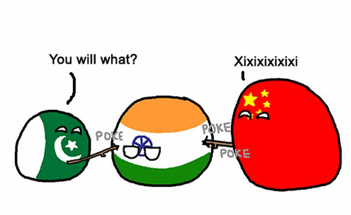 インドと中国 (4)