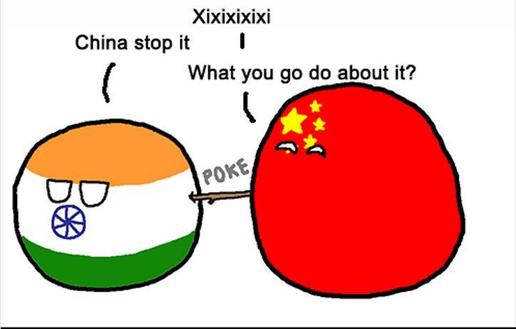 インドと中国 (1)
