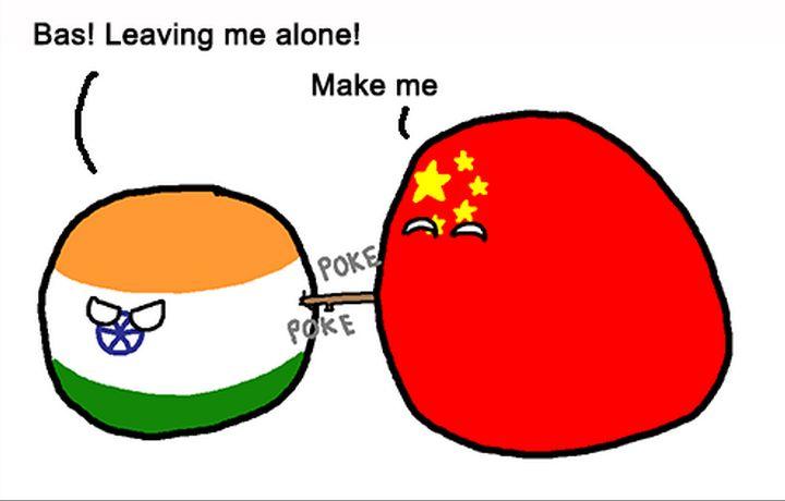 インドと中国 (2)
