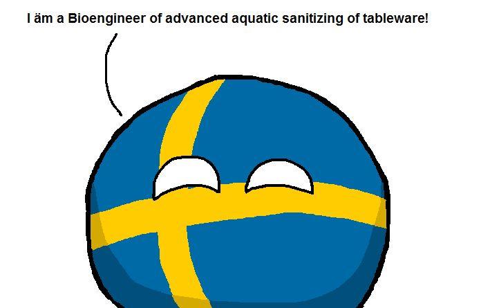 スウェーデンがスウェーデンらしいことをする (4)