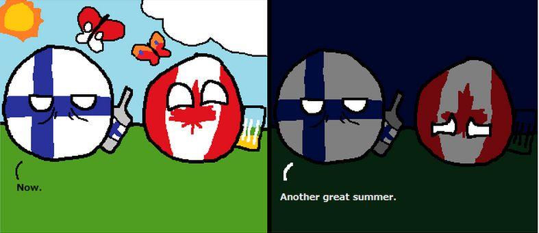 フィンランドは暗い (2)