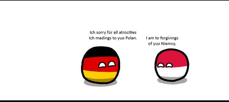 ヨーロッパとの仲直り (2)