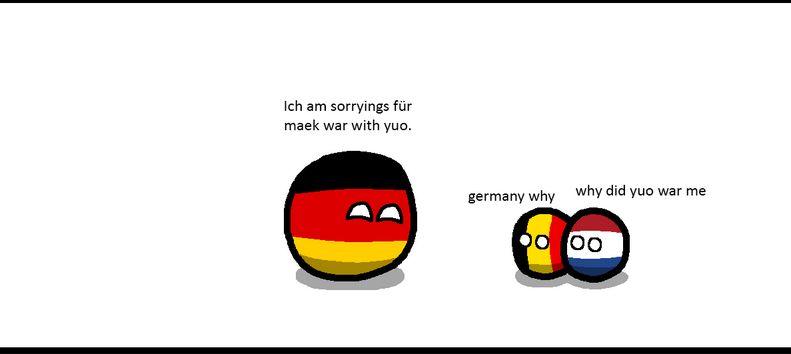 ヨーロッパとの仲直り (3)