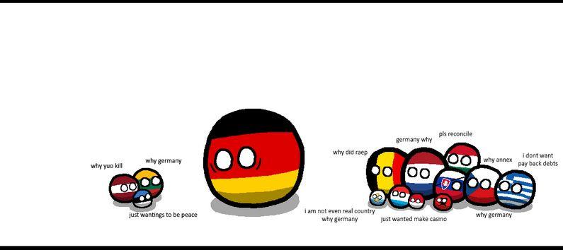 ヨーロッパとの仲直り (5)