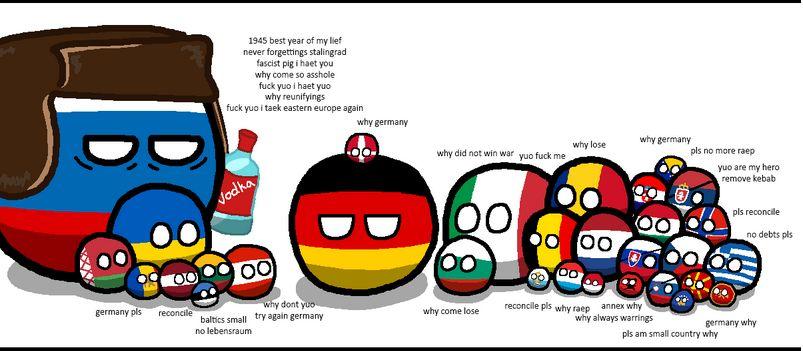 ヨーロッパとの仲直り (6)