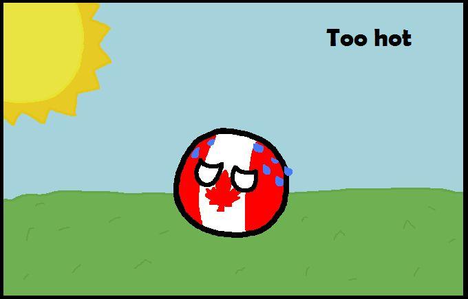 カナダの天気 (1)