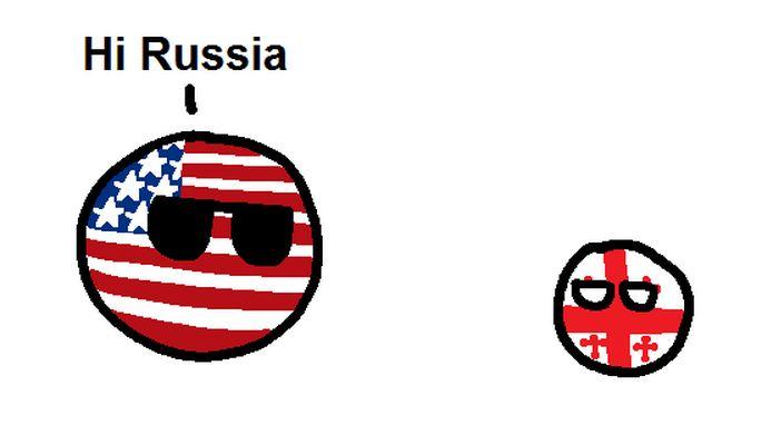 スラブ国についてのコミック (3)