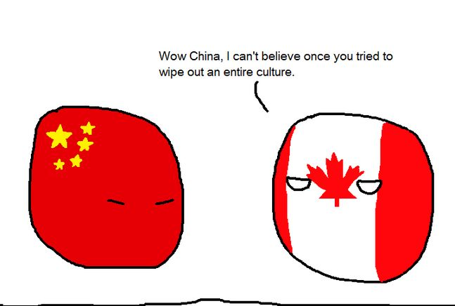 カナダの暗い過去 (1)