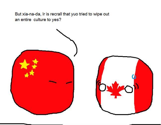 カナダの暗い過去 (2)