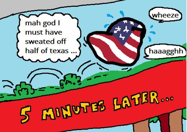 アメリカの新年の抱負 (2)