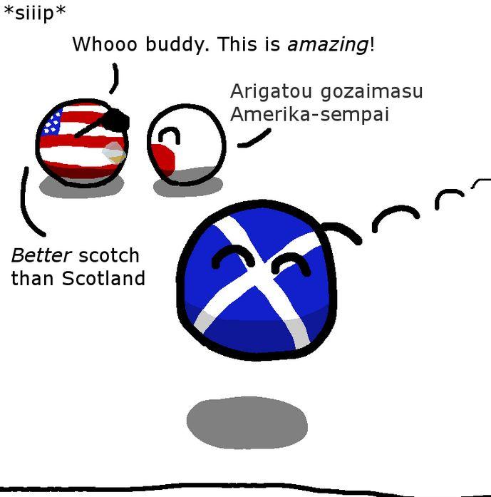 スコットランドよりスコットらしい… (1)